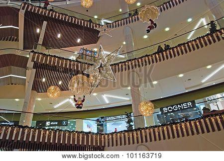 Yaroslavl. Russia. Department Store Aura
