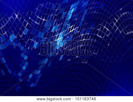 Blue Mosaic04Blue