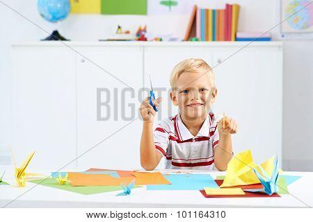 Origami Class