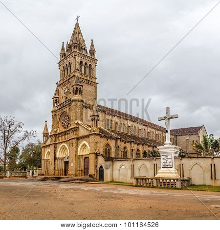 Antsirabe - Cathedral Of Notre Dame Salette