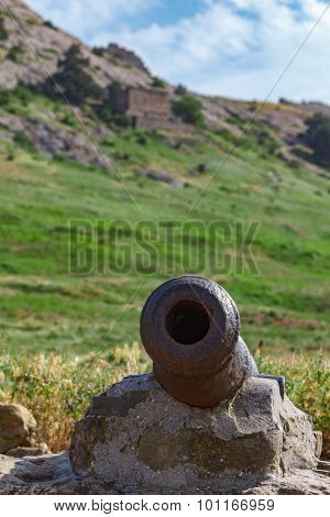 Rusty Old Cannon To Fire Nuclei.