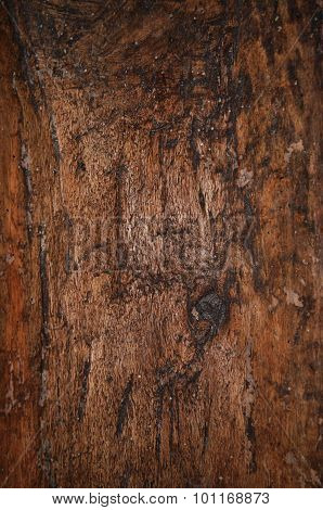 Natural brown wooden texture background with streaks
