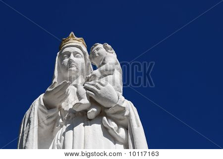 Holy Mary Statue