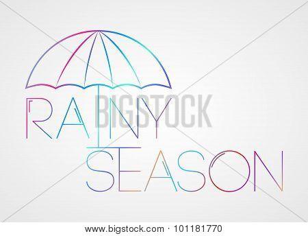 Conceptual Umbrella Logo