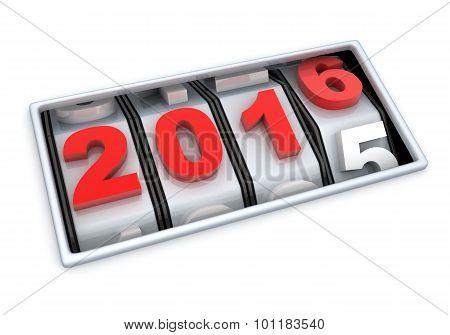 2016 Countdown