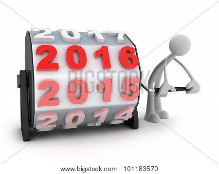 2016 Countdown And Men
