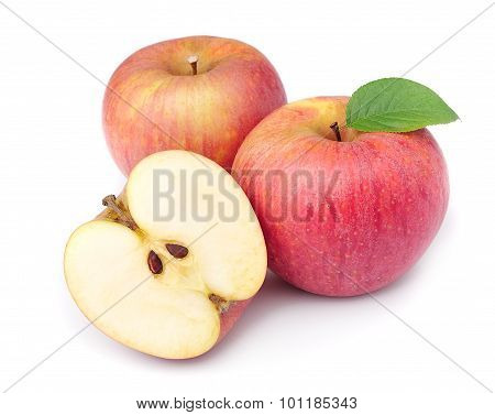 Ripe Apples Fruit
