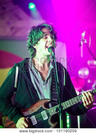 Salacgriva, Latvia, International Music Festival Labadaba, July 31 - August 2, 2015