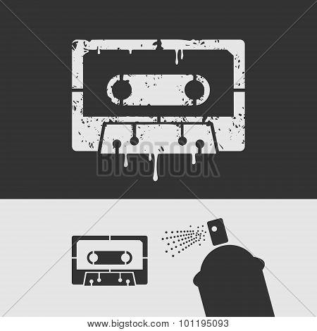 Symbol Stencil Tape