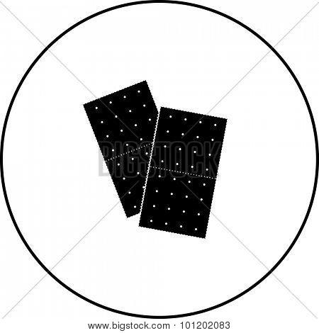 graham crackers symbol