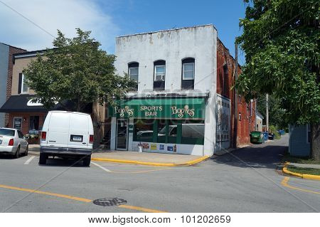 Bogies Sports Bar