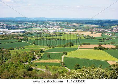 Kraichgau Landscape