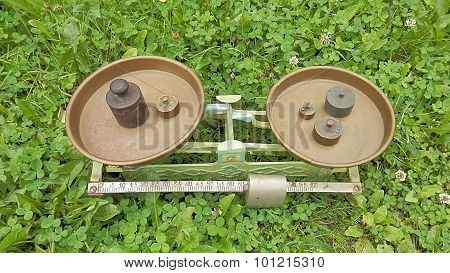 Weight Balance Measurement Tool Of History.