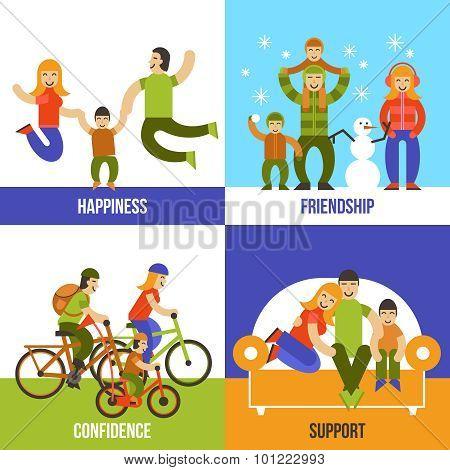 Family Design Concept