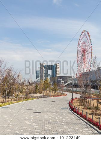 Odaiba - The Modern District Of Tokyo