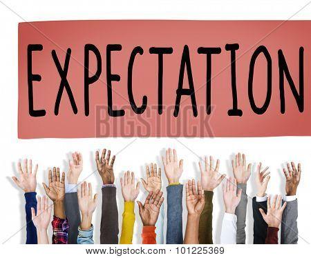 Expectation Assumption Goal Future Vision Concept