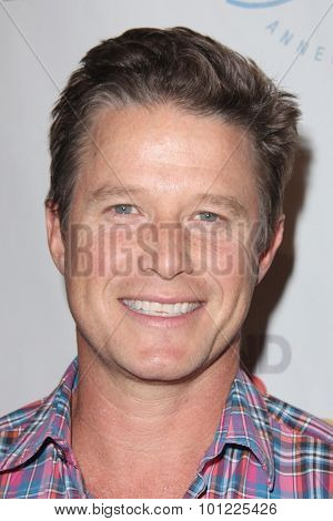 LOS ANGELES - SEP 9:  Billy Bush at the Farrah Fawcett Foundation Presents 1st Annual Tex-Mex Fiesta at the Wallis Annenberg Center for the Performing Arts on September 9, 2015 in Beverly Hills, CA