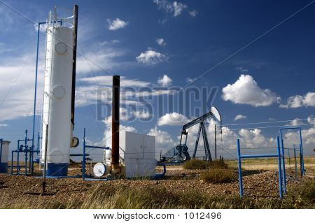 Oil Well 23
