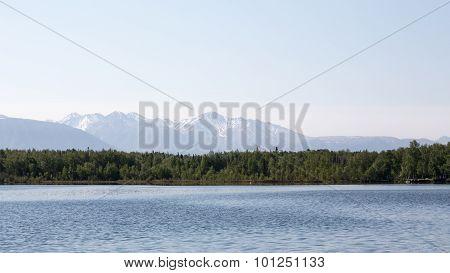 Alaska's Lake Lucille