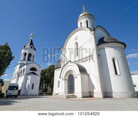 Bogoroditse-rozhdestvensky Monastery, Vladimir, Russia