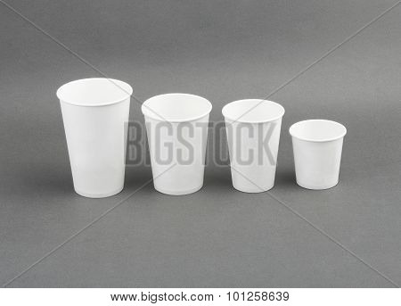 Coffee Drinking Cup Sizes.