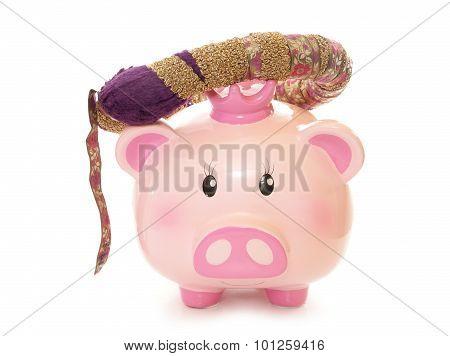 Sultan Prince Piggy Bank