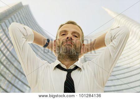 Man In Tie