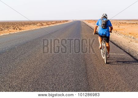 Cycling In Kenya