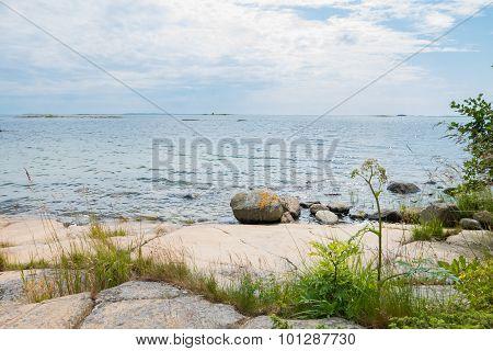 Rocky Archipelago Beach