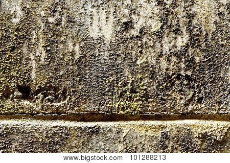 Old Grunge Concrete Wall Cover