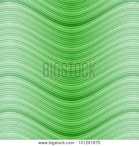 Seamless pattern with colored wavy lines.