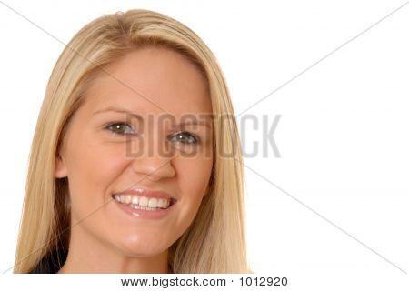 Sexy Blond Girl 3