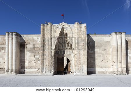 Caravanserai. Turkey. Aksaray Province.