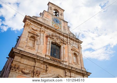 Church Of  Santissima Annunziata In Gaeta, Italy