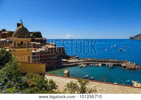 Vernazza Coast