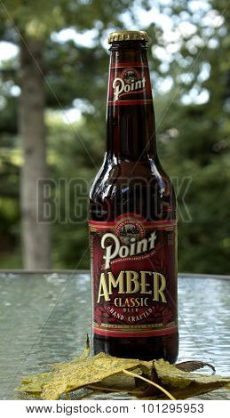 Point Amber Classic Beer