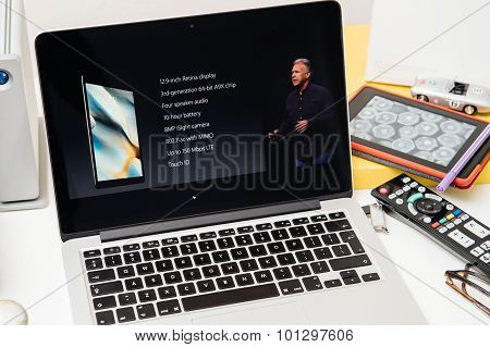 Apple Computers New Ipad Pro
