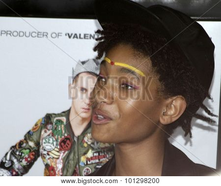 LOS ANGELES - SEP 8:  Willow Smith at the