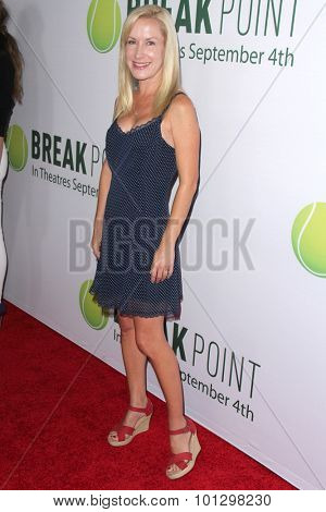 LOS ANGELES - AUG 27:  Angela Kinsey at the