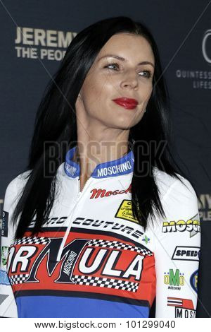 LOS ANGELES - SEP 8:  Liberty Ross at the