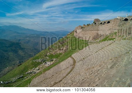 Amphitheater At Pergamon