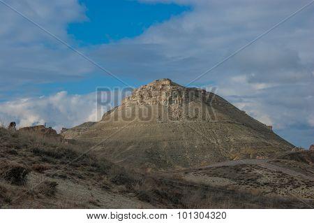 Mountain In Cappadocia