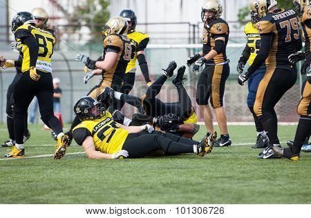 D. Kirshanov (50) Fall Down