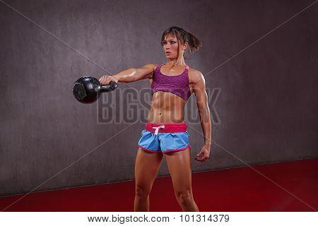 Kettle-bell workout