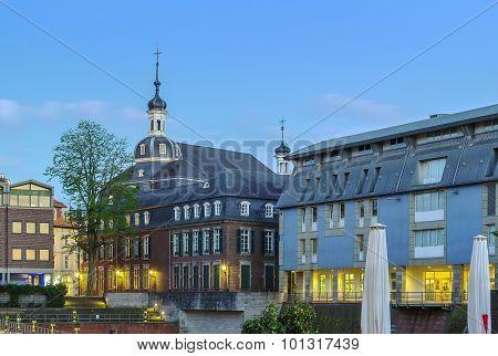 St. Maximilian Church,dusseldorf, Germany