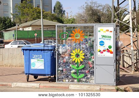 Containers For Separate Waste Collection