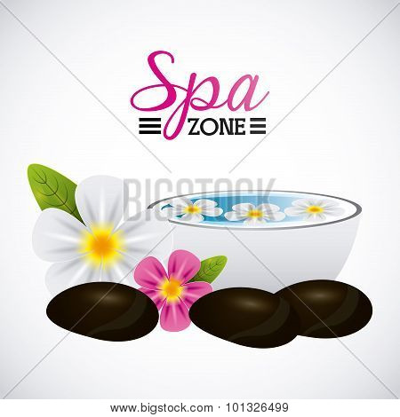 spa relaxation area
