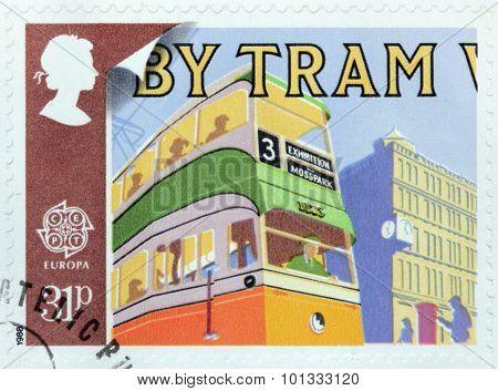 Transport By Tram