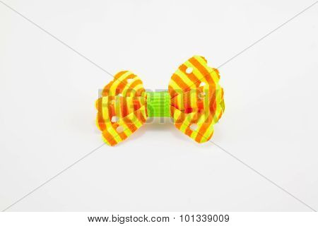 Hairpin Isolated On White Background