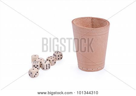 Gambling Still Life